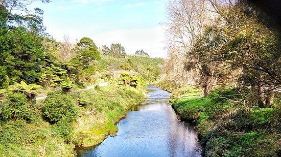 Waihi, Νέα Ζηλανδία: Karangahake Gorge walkway