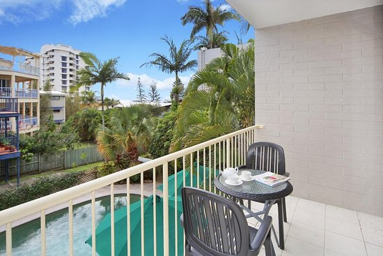 Coolum Beach, Australia: Balcony