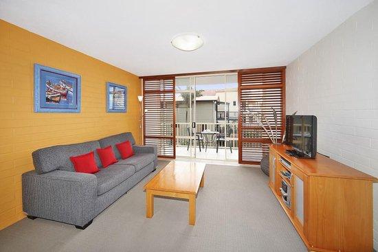 Coolum Beach, Австралия: Living Area
