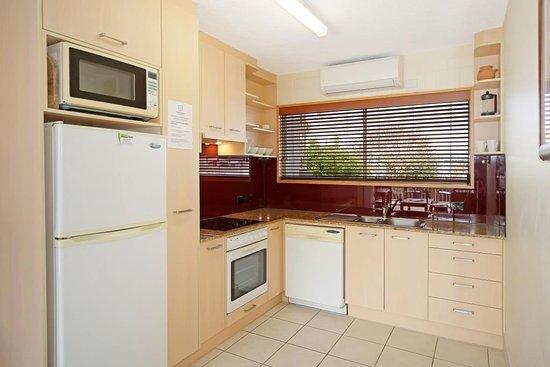 Coolum Beach, Australia: Kitchen