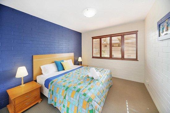 Coolum Beach, Австралия: Bedroom