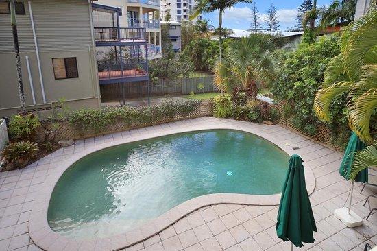 Coolum Beach, Australië: Pool