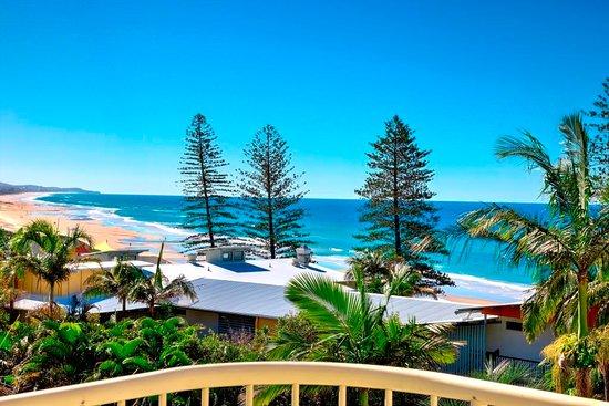 Coolum Beach, Australien: View