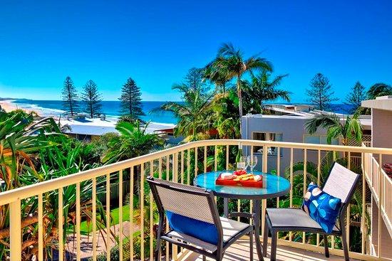 Coolum Beach, Australien: Balcony