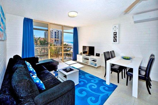 Coolum Beach, Australien: Living Area