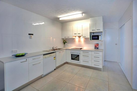 Coolum Beach, Australien: Kitchen