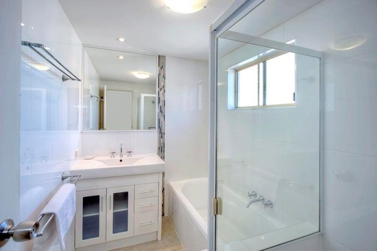 Coolum Beach, Australien: Bathroom