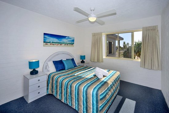Coolum Beach, Avustralya: Queen Room