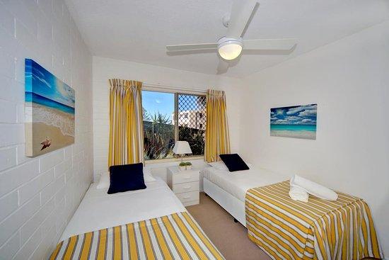 Coolum Beach, Australien: Twin Room