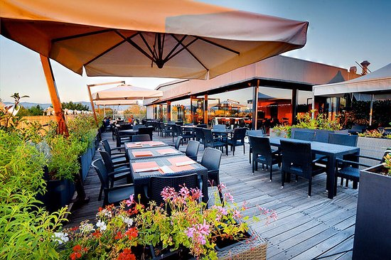 Terrazza Ristorante/Country Club at Greenfield - Unveil