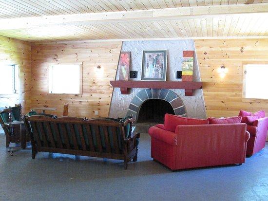 Olympian Village Resort: family fires