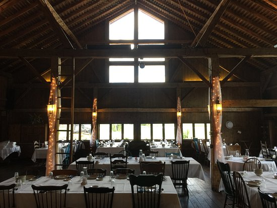 The beautiful room picture of amish acres restaurant