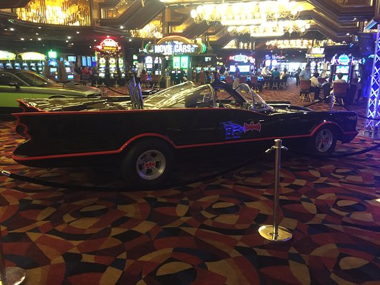Jean, NV: Batmobile!