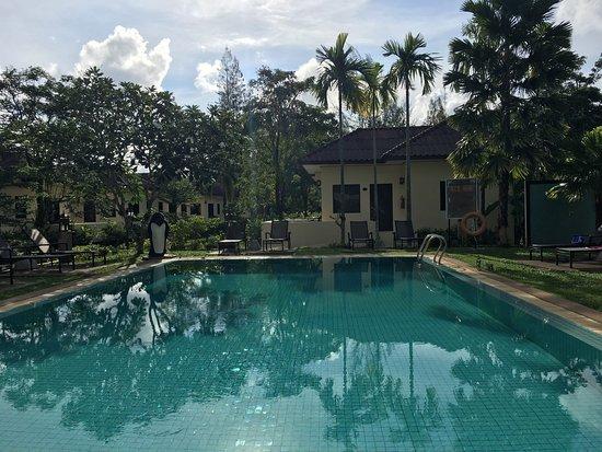 Kasalong Phuket Resort: Zwembad