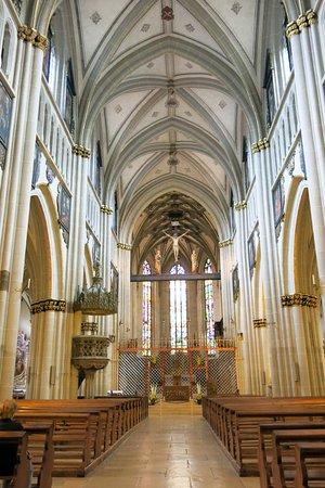 Cathédrale St-Nicholas: Gothic splendour