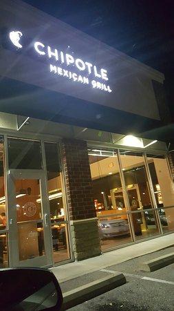 Florissant, Missouri: Chipotle Mexican Grill