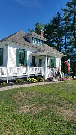 Warner, Nueva Hampshire: The School House Cafe