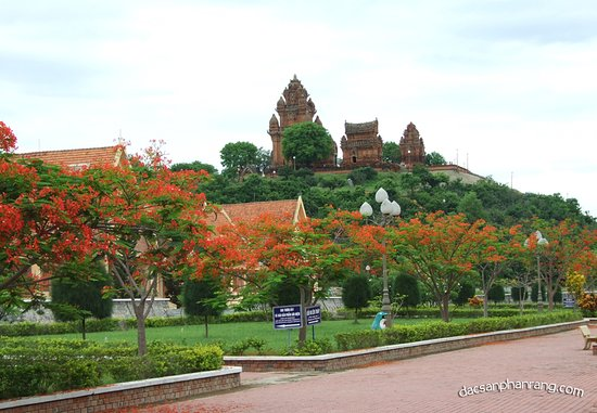 Phan Rang-Thap Cham, Vietnam: poklong giarai