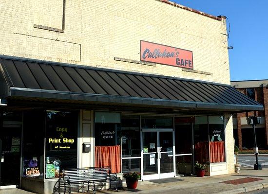 Callahan S Cafe Newton Nc