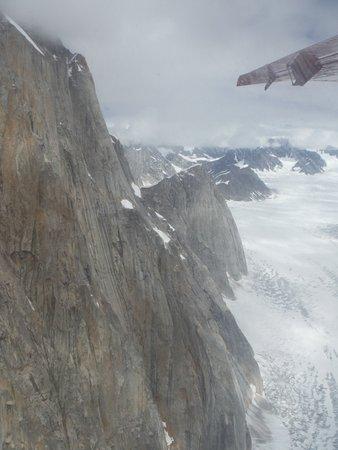 Talkeetna Air Taxi: What a view!