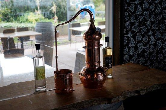 Albany, Australia: Lime Burners distillery