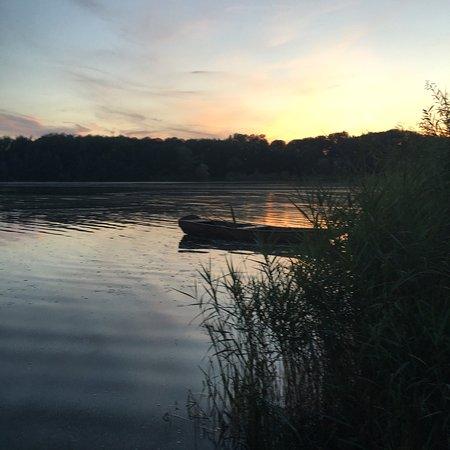 Fisherman's: Sunset time at the lakeshore