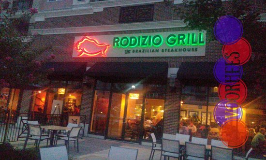 Rodizio Grill - Voorhees: Restaurant from outside