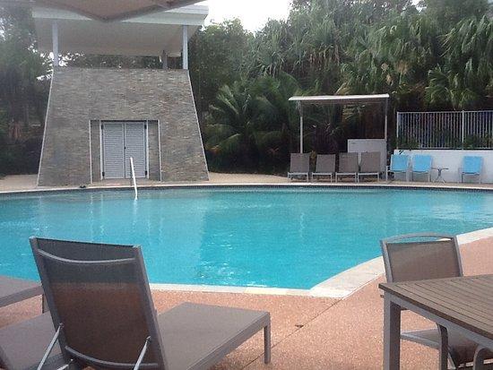Coolum Beach, Australia: Main pool area