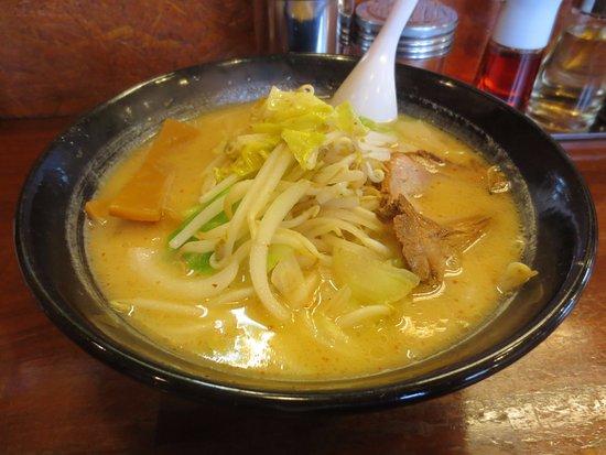 Yurihonjo, Japón: おやじ麺