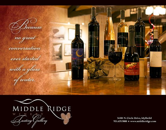 ‪Middle Ridge Winery‬