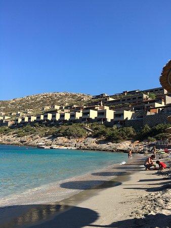 Daios Cove Luxury Resort & Villas: Роскошное море