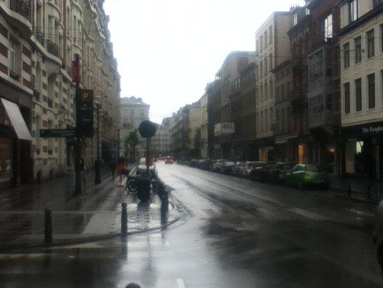 Rue Antoine Dansaert: 通りの様子
