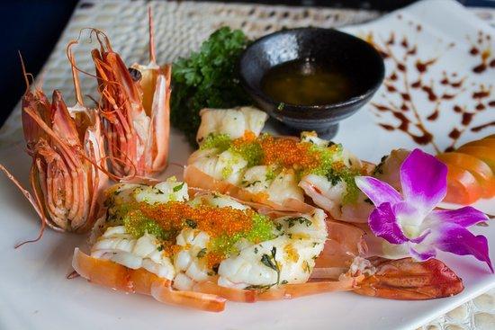 Ichiba Sushi Restaurant: Double Prawns