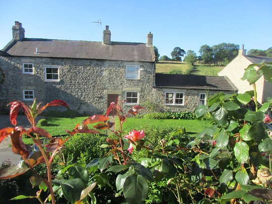 Mickley Bed and Breakfast: View from The Blue Room