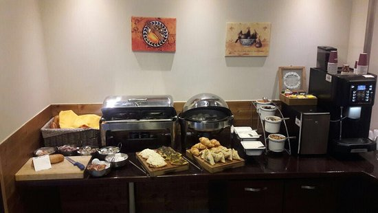 Villa Nazareth Hotel: Breakfast
