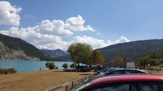 Saint Andre Les Alpes, Francia: snack du lac
