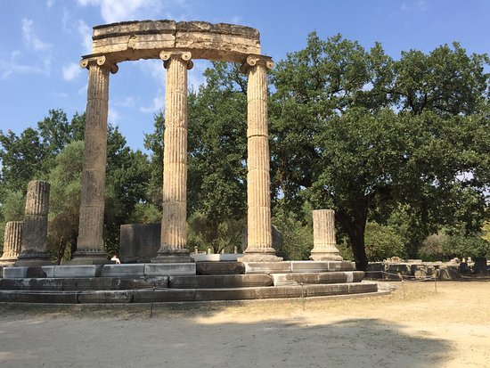 Oud Olympia (Archaia Olympia): photo0.jpg