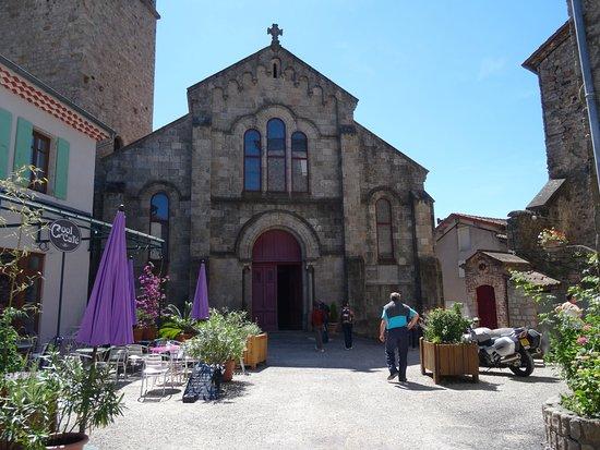 Eglise DAntraiguesSurVolane  Photo De Office De Tourisme Du Pays