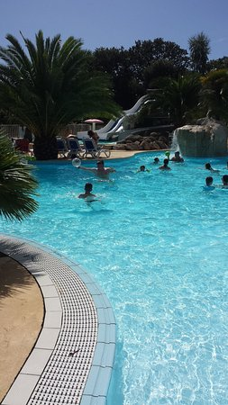 Camping Sandaya Les 2 Fontaines Photo