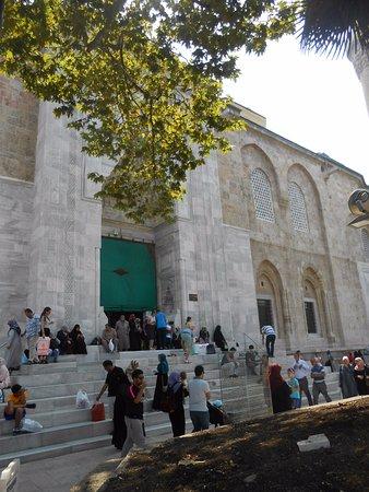Ulu Cami: büyük kapı