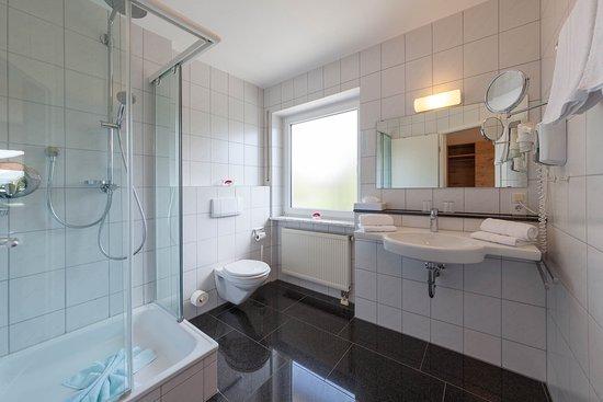 Wasserburg, Saksa: Badezimmer
