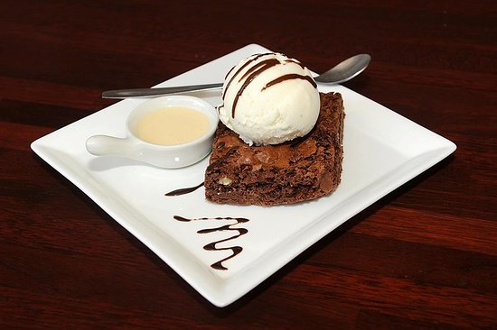 Stonegrill Steakhouse: brownie