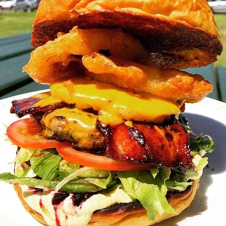 Old Bar, Australien: Beach Burger