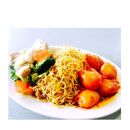 Lucky Yeung Chinese Restaurant: Lucky food
