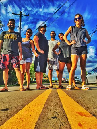 Paia, Hawaje: All the cool kids:)