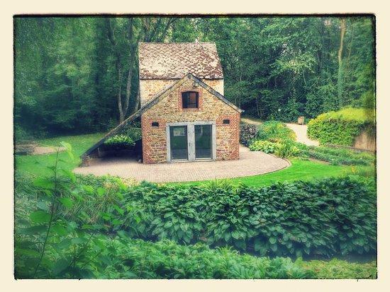 Fosses-la-Ville, Belgia: Les Jardins du Lac