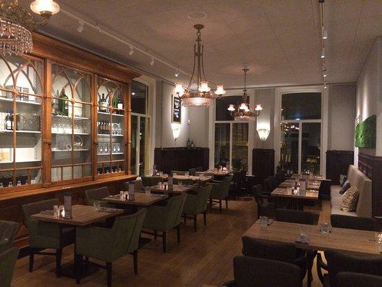 De Wilde Pieters: We zijn vaak de laatste die een restaurant verlaten en konden een goede foto maken van het inter