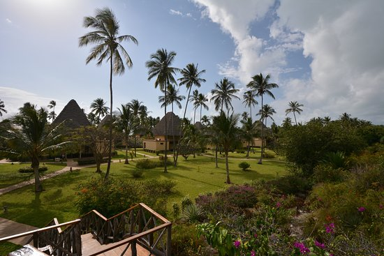 Neptune Pwani Beach Resort & Spa: Garden