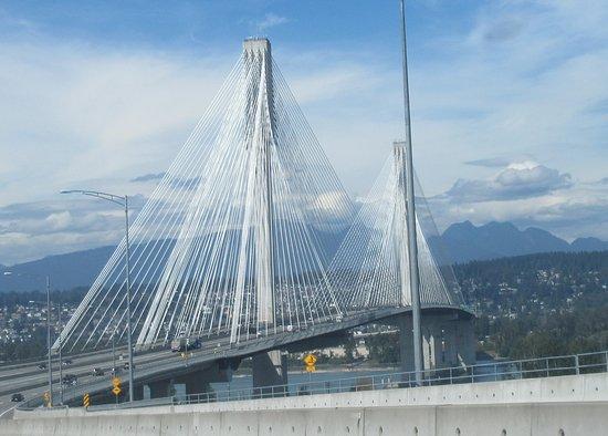 เซอร์เรย์, แคนาดา: Port Mann Bridge, British Columbia