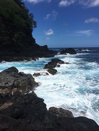 Paia, Χαβάη: Ocean Power in Huelo